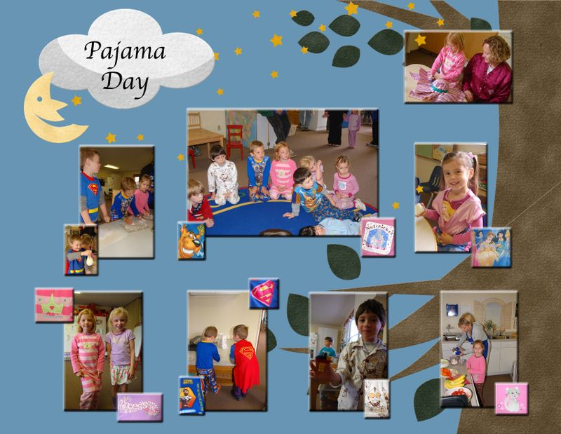 Explorer 4day Pajama Day