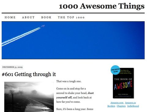 1000 Awesome Things