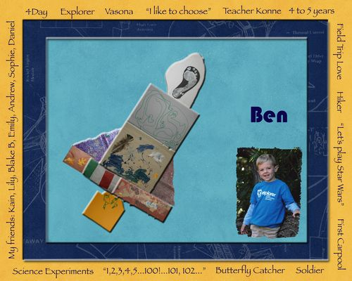 Ben Explorer 4Day culmination