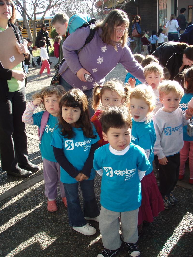 Kinder Garden: Me Too You: First Preschool Field Trip